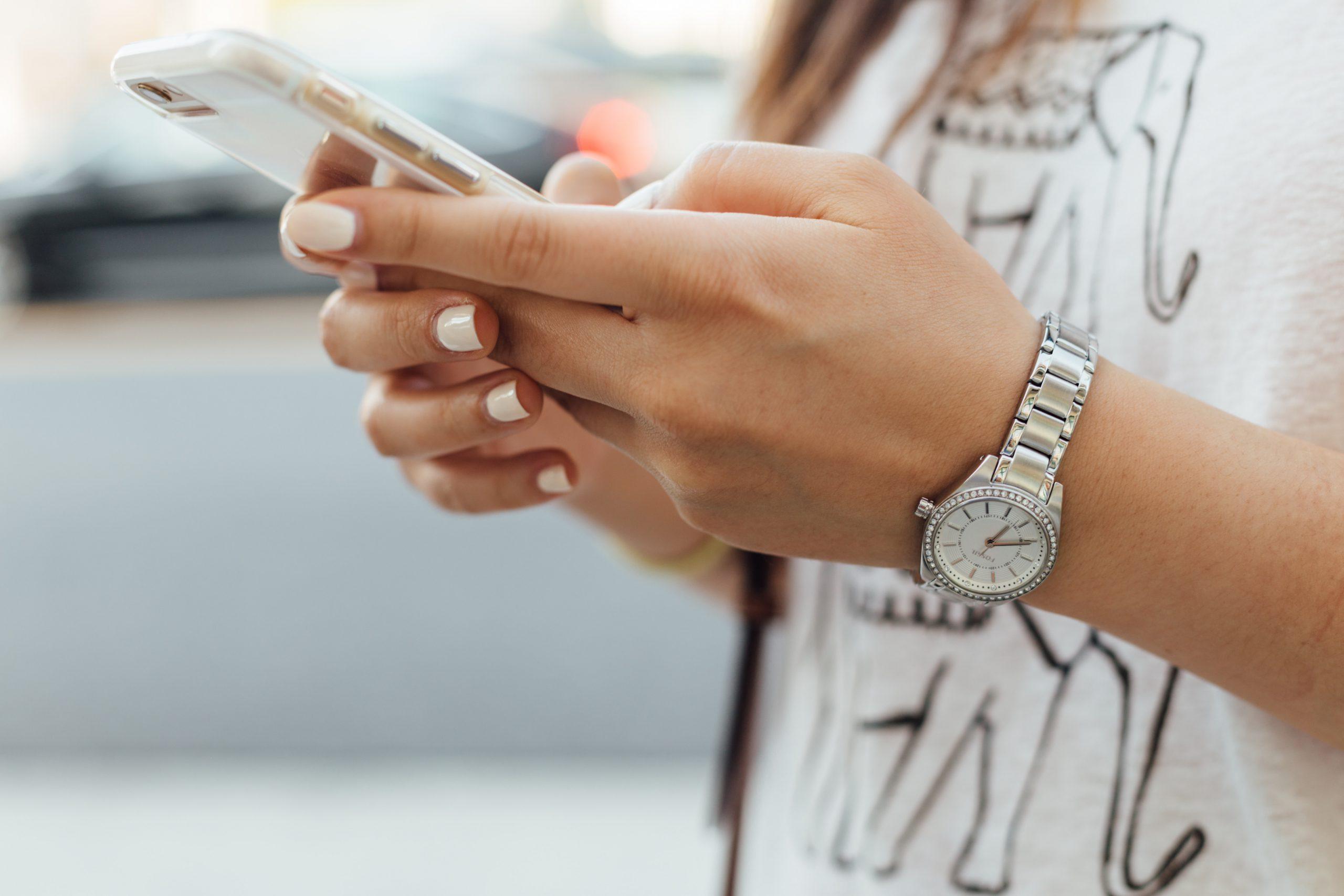 smartphone verslaving